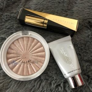 Make up Minis (Ofra, Anastasia, Glamglow)